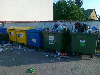 szelektív hulladék