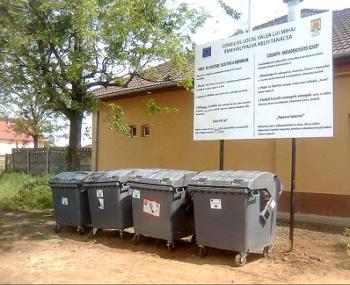 hulladék érmihályfalva erinto.ro érintő szelektív hulladék