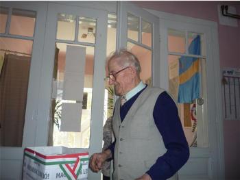 Magyar országgyűlési választások – Érmihályfalván 2000 szavazat
