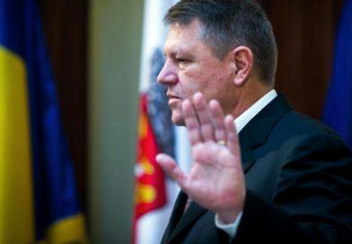 Iohannis: A PSD azért harcol, hogy adja a magyaroknak Erdélyt