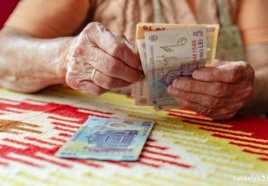 Mától nőnek a nyugdíjak