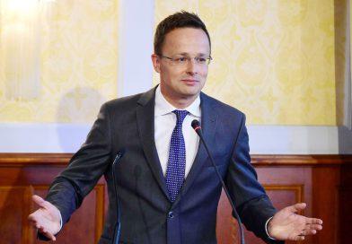 Szijjártó Péter: A kárpátaljai magyarok melletti kiállás meghozta az eredményét