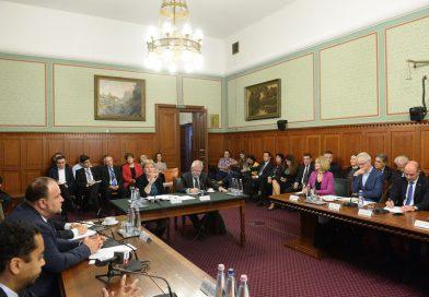A november 18-i Székely Nagygyűlésről az Országház Nemzeti összetartozás bizottságában