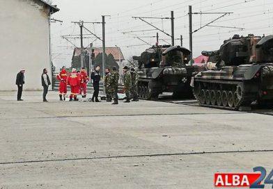 A gyulafehérvári katonai parádéra készülve szörnyet halt egy katona