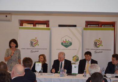 Révkomáromban ülésezett a Kárpát-medencei Magyar Gazdák Egyeztető Fóruma