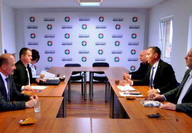 Kolozsváron találkoztak a Néppárt és az MPP vezetői