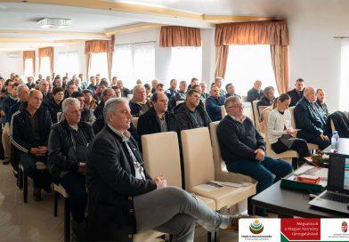Agrárkonferenciát tartottak Érmihályfalván