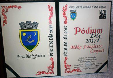 Pódium-díjak a magyar kultúra ünnepén