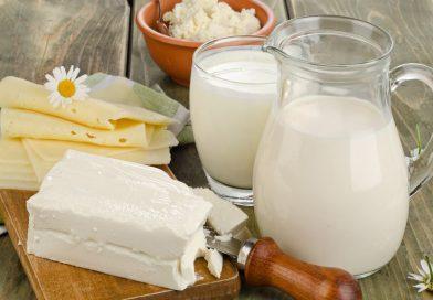 A hatóság vizsgája a tejtermékeket