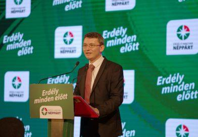 Csomortányi István lett az EMNP új elnöke