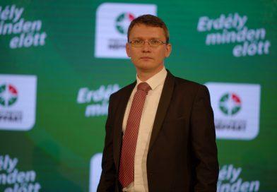 Csomortányi István a Néppárt új elnöke