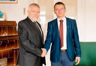 """Csomortányi István: """"Mindent megteszünk az SZNT európai polgári kezdeményezésének sikeréért!"""""""