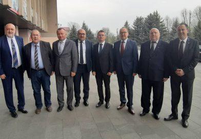 Csomortányi István a KMKSZ közgyűlésén