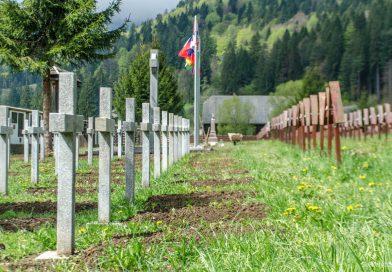Úz-völgyi katonatemető: élőlánccal próbálják megakadályozni a román parcella csütörtöki felavatását
