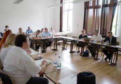 Tudományos munkaülés Budapesten a PKE részvételével