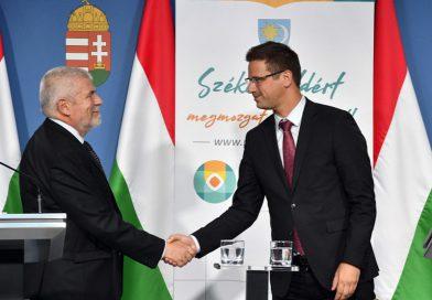 Sikerült! Az új magyar egység egymillió aláírást eredményezett!