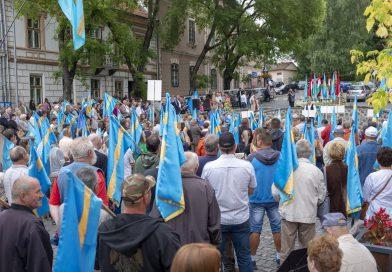 Vasárnap Székelykeresztúron tiltakoznak a magyarellenesség miatt