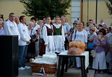 Augusztus 20-i ünnepség Marosvásárhelyen