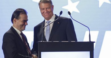 Ludovic Orban alakít új kormányt