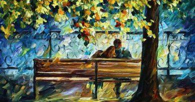 Szilágyi Ferenc Hubart: Egy őszi hangulat