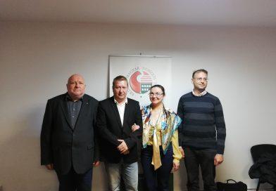 Ismét dr. Schwartz Róbertet választották a Kolozs megyei EMNT elnöki tisztségébe