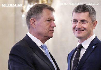 Az USR–PLUS Szövetség Iohannist támogatja a második fordulóban