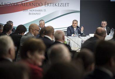"""Csomortányi István a MÁÉRT-en: """"Az etnikai alapú szavazás érték!"""""""