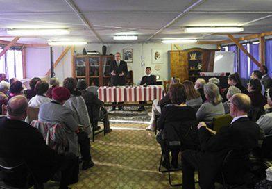 Emlékezés a temesvári forradalomra a Reménység Szigetén