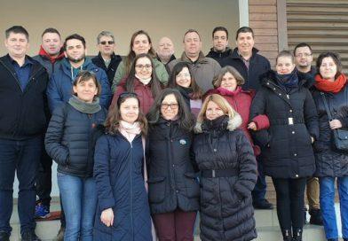 Kétnapos képzésen vettek részt az EMNT demokrácia-központjainak munkatársai Koltón