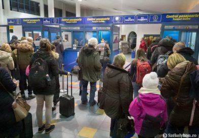 További 5 ezer román állampolgár tért haza az elmúlt huszonnégy órában