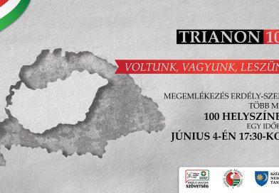 TRIANON 100 – Egységesen emlékezik a nemzeti oldal Trianon századik évfordulóján